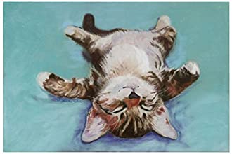 Little Napper by Pat Saunders-White, 16x24-Inch Canvas Wall Art