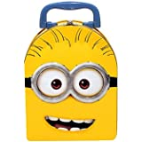Despicable Me Lunch Tin Minion Dome Tin Lunch Box (PHIL)