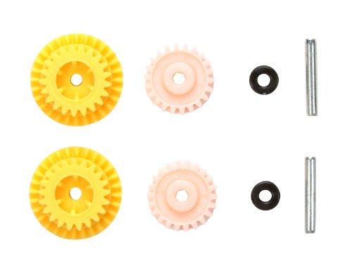 GP.429 ミニ四駆PRO MSシャーシ用 ハイスピードEXギヤセット(3.7:1) [15429]の商品画像