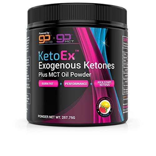 KetoEx Exogenous Ketones (Rasberry Lemonade) by KetoEx Exogenous Ketones