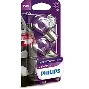 Philips 12498VPB2 VisionPlus P21W