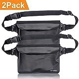 arteesol Waterproof Pouch Bag Case with...