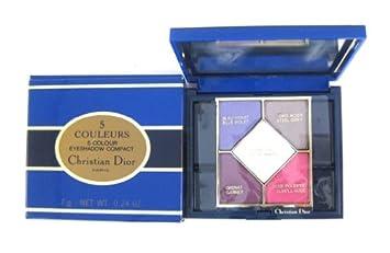 Amazon Com Christian Dior 5 Couleurs 5 Colours Eyeshadow Compact