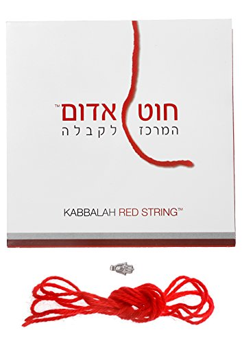 Kabbalah Authentic Wool Red String Pack Blessed Rachel for sale  Delivered anywhere in Canada