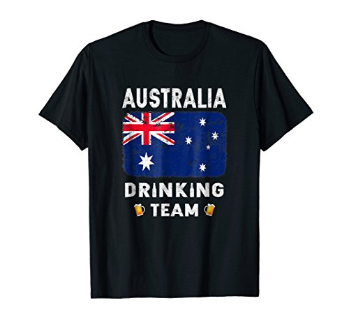 Beer Australia (Australia Drinking Team Country Alcohol Beer T Shirt)