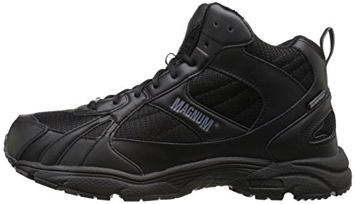 Magnum Shoes  Magnum Must Mid Waterproof Mens Casual Shoes Black