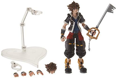 Square Enix Kingdom Hearts 3: Sora (2Nd Form) Bring Arts Action Figure -