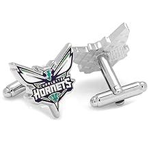 NBA Charlotte Hornets Basketball Cufflinks (PD-CHH-SL)