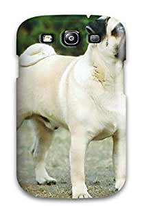 For Galaxy Case, High Quality Pug Dog For Galaxy S3 Cover Cases