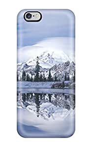 Ideal Case Cover For Iphone 6 Plus(mount Rainier Reflected Tipsoo Lake), Protective Stylish Case