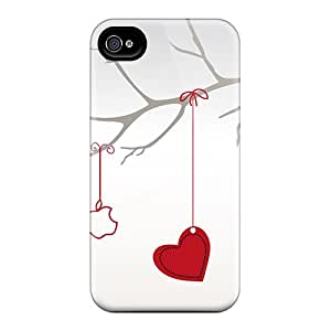 Special Design Back Valentine Valentine's Day Phone Case Cover For Iphone 4/4s