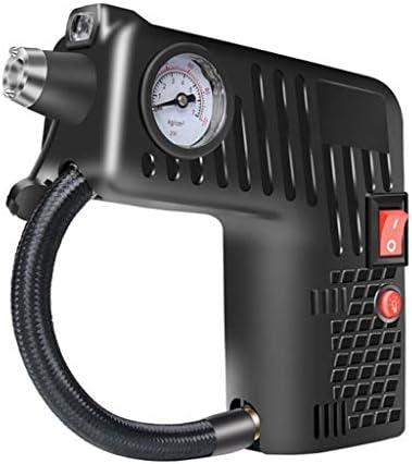 RJQ Digital Compressor Portable Vehicle Air Pump Wire Electric 12V Rechargeable Portable Air Tire Pump Multi-Functional Car Supplies 6.22