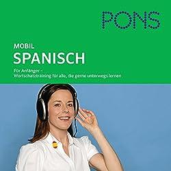 PONS mobil Wortschatztraining Spanisch
