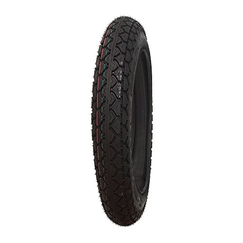 18' Tires (Motorcycle Front Rear Tire 4.10-18 Tube Type Fits on Yamaha, BMW, Honda Motorcycles 18'' Rim)
