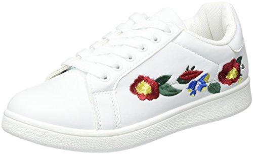 White Sn Femme Rosi Hailys Baskets Weiß 0UHZqZ