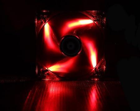 BitFenix Spectre Ventilador para Caja de Ordenador Negro