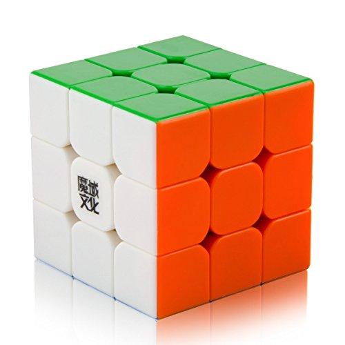 D-FantiX Yj Moyu Aolong V2 Stickerless Speed Cube 3x3 Enhanced Version