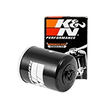 K&N KN-198 Polaris/Victory High Performance Oil Filter