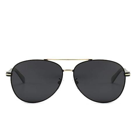 Yangjing-hl Gafas de Sol polarizadas para Hombres Espejo del ...