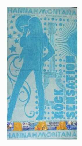 disney-hannah-montana-towel-hannah-montana-beach-bath-towel-blue