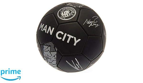 Manchester City Phantom Signature - Balón de fútbol, Talla 5 ...