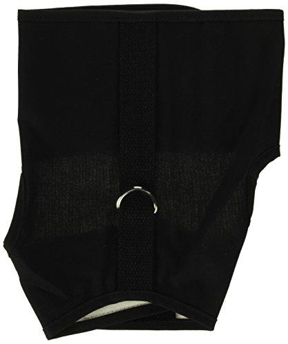 Kitty Holster Cat Harness, Medium/Large, Black