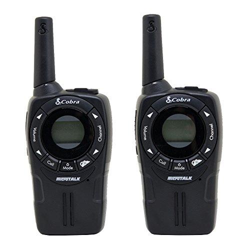 Cobra CXT235 MicroTalk Channel Walkie
