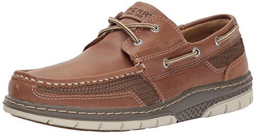 Sperry Top-Sider Men's Tarpon Ultralite Boat Shoe, Tan, 7 Medium US
