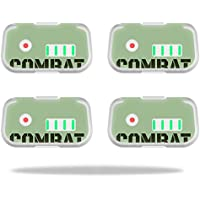 Skin For DJI Phantom 3 Drone Battery (4 pack) – Combat Wombat | MightySkins Protective, Durable, and Unique Vinyl Decal wrap cover | Easy To Apply, Remove, and Change Styles | Made in the USA