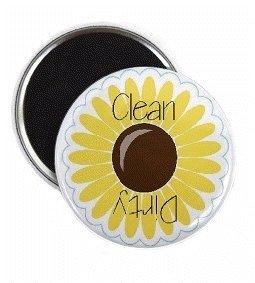 sunflower dishwasher magnet cover - 8