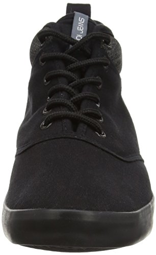 VOI Fiery Miracle - zapatillas de lona hombre negro - negro