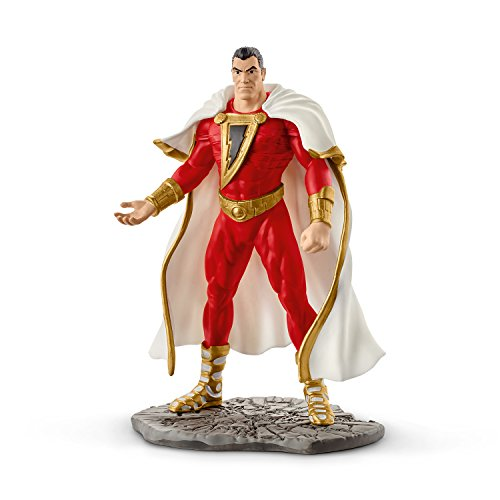 Schleich Dc Comics Shazam! Action Figure -