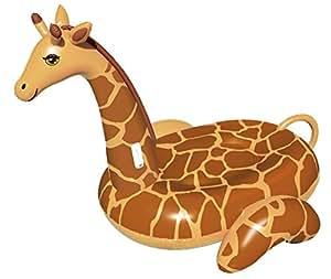 Swimline 90710 Giant Giraffe Ride On