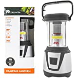 AYL Starlight DL790 Water Resistant 360 Degree LED Lantern plus Flashlight, For Camping, Emergency, Backpacking, Hiking, Outdoor Adventures
