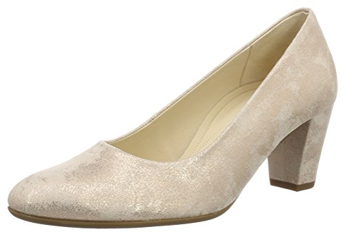 Tacco Comfort Shoes 94 Beige Donna Scarpe Con rame Gabor Wv75ZFqwq