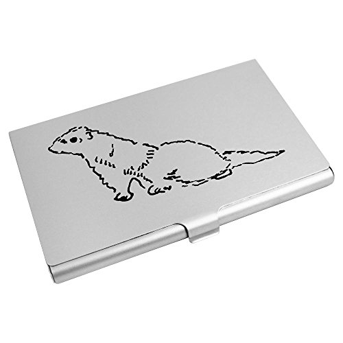 Card Credit 'Curious Azeeda Wallet Card Business Holder CH00010399 Otter' qYd44XxA