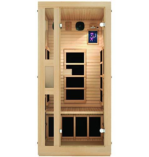 JNH Lifestyles NE1HB Ensi Infrared Sauna