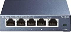 5-port Gigabit Desktop Switch