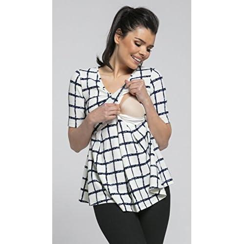 Lactancia De Y Camiseta Para Happy Cintura Mama Mujer Premamá q6CPw0