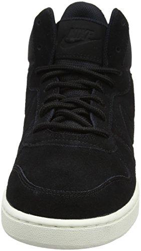 Mid Court Premium Black Noir Baskets NIKE Sail Borough Black Hautes Homme qEAwq7B