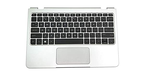 complete 902365-001,HP X2 detachable 10-P series Top Cover w//keyboard