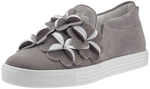 Kennel und Schmenger SchuhmanufakturTown - Zapatillas Mujer Grau (stone/bianco Sohle Weiss)