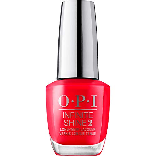 OPI Infinite Shine, Coca-Cola Red, 0.5 Fl Oz