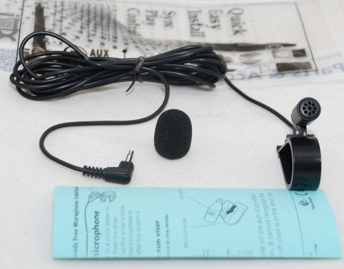 41fJQkkoPqL amazon com xtenzi external bluetooth microphone mic assembly for xdmar6720 wiring diagram at soozxer.org