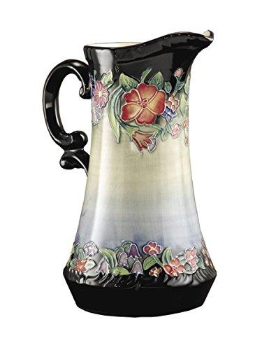 (Springdale Flower Garden Hand Painted Porcelain Jug)
