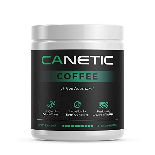 Mushroom Coffee with Reishi Powder and Beta Alanine Memory and Focus Supplement for Brain
