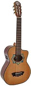 oscar schmidt oh30sce acoustic electric guitar requinto musical instruments. Black Bedroom Furniture Sets. Home Design Ideas
