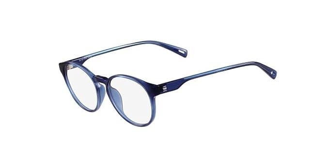 fbf8ee57aa Amazon.com  G-Star Raw GSRD Stormer GS2654 Navy 50 17 145 Unisex Eyewear  Frame  Watches