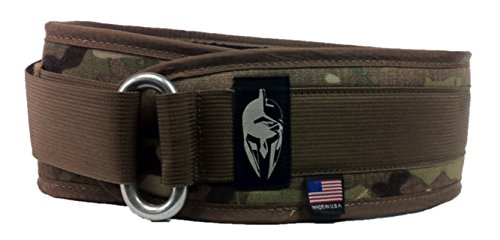 Brute Force Sandbags, Weight Lifting Belt, Made in The USA, Crossfit Lifting, Olympic Weightlifting, Body Building Weight Belt, Extra Weight Loop