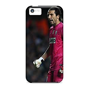 Defender Case With Nice Appearance (the Best Player Of Juventus Gianluigi Buffon) For Iphone 5c